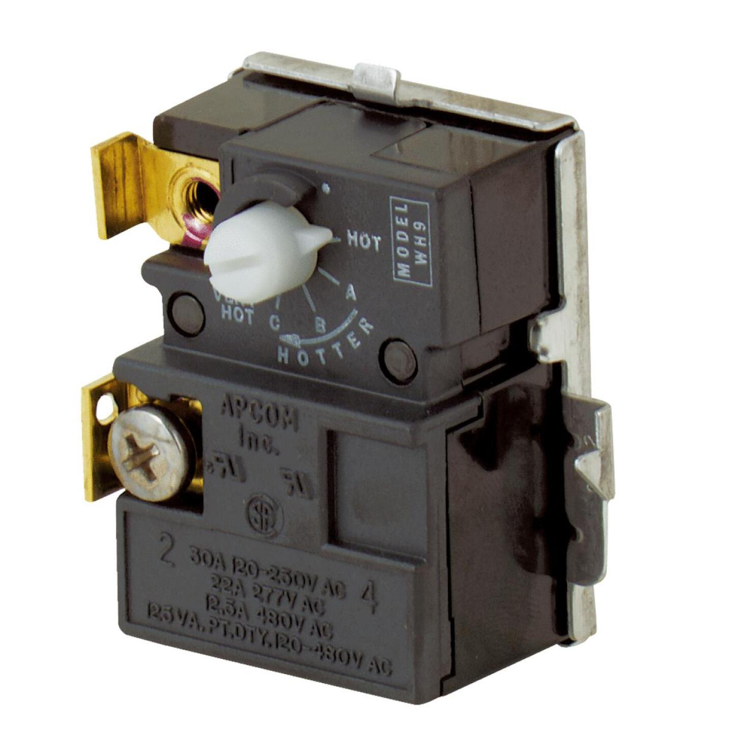 Reliance (WH9) Lower Electric Water Heater Thermostat For 2-Element Models Image 1