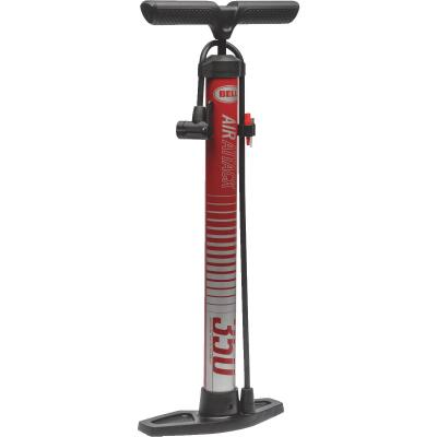 Bell Sports Air Attack Schrader Valve 100 PSI Bicycle Floor Pump
